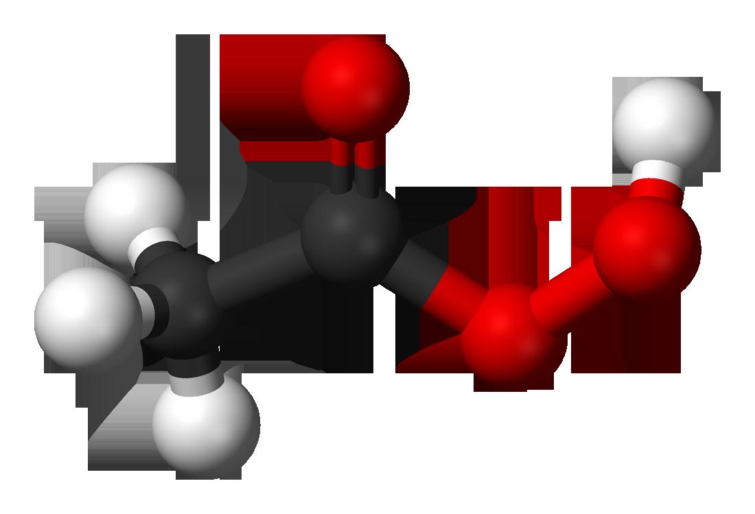 Peracetic-acid-3D-balls